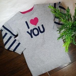 EUC Baby Gap Sweater Dress
